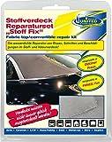 ATG Cabrio Verdeck Stoffverdeck-Reparatur Set mit Kleber Ahle (Nadel) und Faden