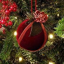 Amazon It Albero Di Natale Shabby Chic Blanc Mariclo