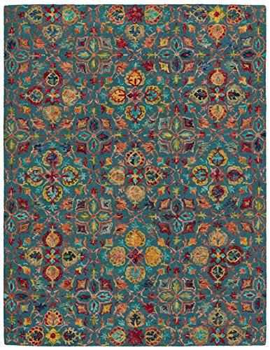 Eine Marke von Amazon - Movian Urdini - Rechteckiger Teppich, 182,9x121,9cm (L x B), Geometrisches Muster