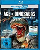 Age Of Dinosaurs - Terror In L.A. - 3D Blu-ray & 2D Version