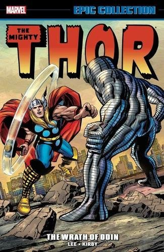Thor Epic Collection: The Wrath Of Odin (Epic Collection: Thor) por Stan Lee