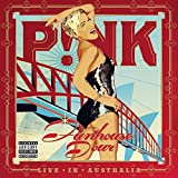 Funhouse Tour: Live in Australia (W/Dvd) by Pink (2009-10-26)