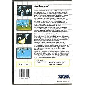 Golden Axe (Master System) oA gebr.
