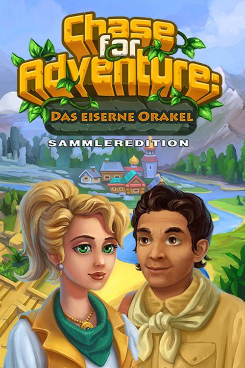 Chase for Adventure: Das eiserne Orakel Sammleredition [PC Download]