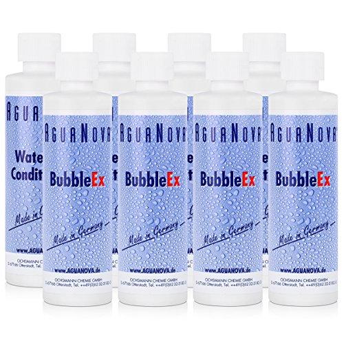 4x Conditioner + 4x Bubble Ex Agua Nova Wasserbetten Konditionierer =8 Flaschen (Bubble Möbel)