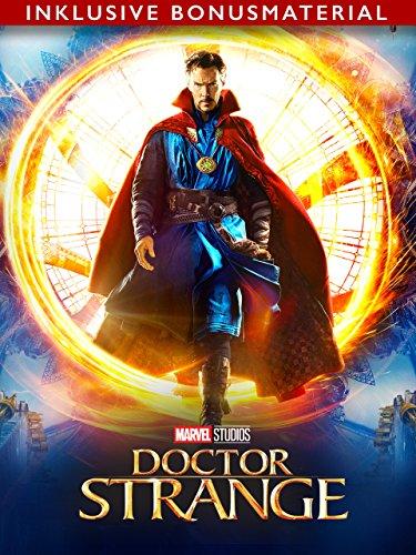 Doctor Strange (2016) (inkl. Bonusmaterial)