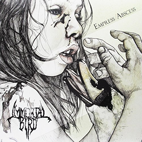 Empress/Abscess [White Marble] [Vinyl Single] (White Empress)