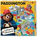 University Games Paddington Bear Movie Board Game Sightseeing Adventures Board Game for 5 year olds plus
