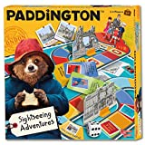 Paddington Bear University Games Movie Board Game Sightseeing Adventures Board Game for 5 year olds plus
