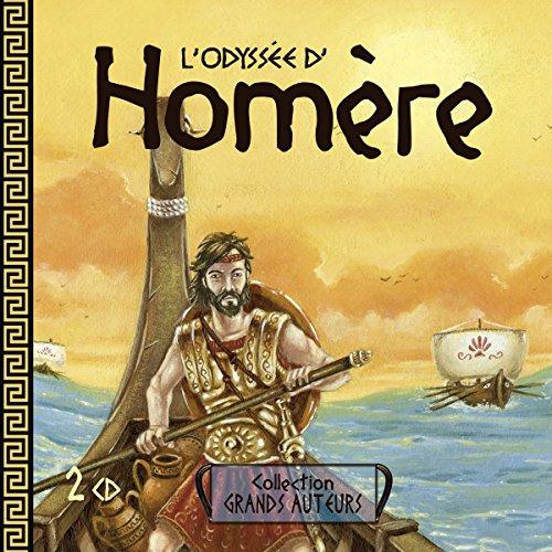 Télécharger L'Odyssie d'Homhre PDF Livre eBook France