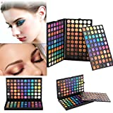 Eyeshadow Lidschatten Palette Professional |Highlighter Kosmetische Matte |Augenschatten Makeup Eyeshadow Palette | WINWINTOM 180 Colors Cosmetic Powder Eyeshadow Palette Makeup Set Matt Available