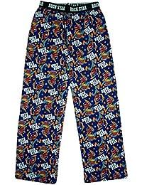 Hommes Muppets Animal Rock Star Pantalon De Détente Bas De Pyjama tailles S M L XL XXL