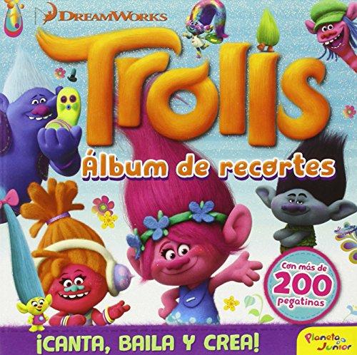 Trolls por Dreamworks