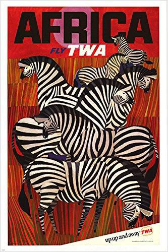 africa-twa-vintage-ad-poster-de-david-klein-rayas-cebras-coleccionistas-24-x-36-hot
