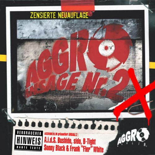 Aggro Ansage Nr. 2 X [Explicit]