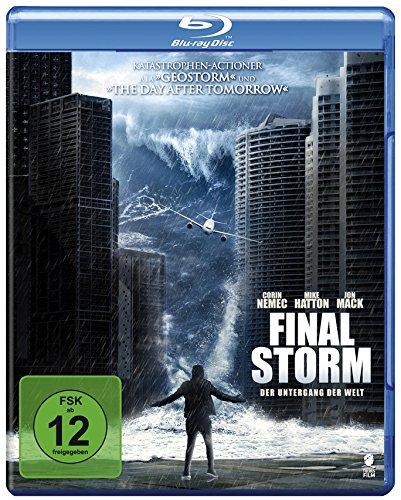 Final Storm - Der Untergang der Welt [Blu-ray]