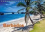Barbados (Tischkalender 2019 DIN A5 quer): Bilder aus dem Urlaubsparadies Barbados in der Karibik (Monatskalender, 14 Seiten) (CALVENDO Orte) - Volker Krahn