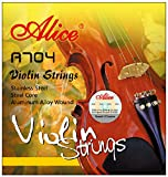 #5: SG Musical Alice A704 Violin strings