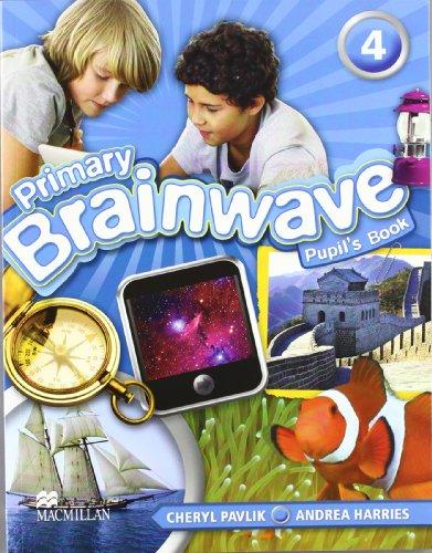 BRAINWAVE 4 Pb - 9780230433106
