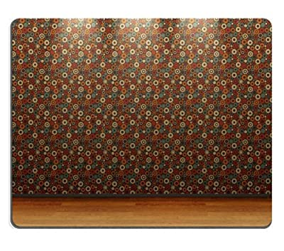 Colorful Dotted Design Wood Flooring Mouse Pads Customized Made to Order Support Ready High Quality Eco Friendly Cloth with Neoprene Rubber Mouse Pad Desktop Mousepad Laptop Mousepads Comfortable Computer Mouse Mat Cute Gaming Mouse pad - cheap UK light s