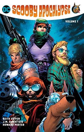 Scooby Apocalypse TP Vol 1
