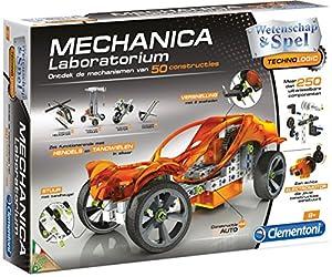 Clementoni 66665 Vehículo Juguete y Kit de Ciencia para niños - Juguetes y Kits de Ciencia para niños (Ingeniería, Vehículo, 8 año(s), Niño/niña, Italia, 451 mm)