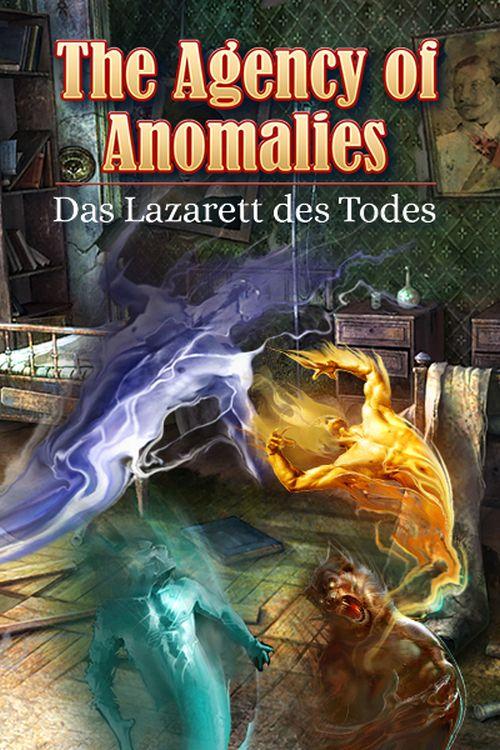 The Agency of Anomalies: Das Lazarett des Todes [PC Download]