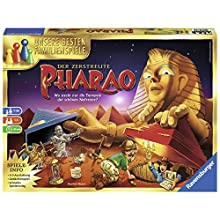 "Ravensburger 26656 2 ""Pharao"" Game"