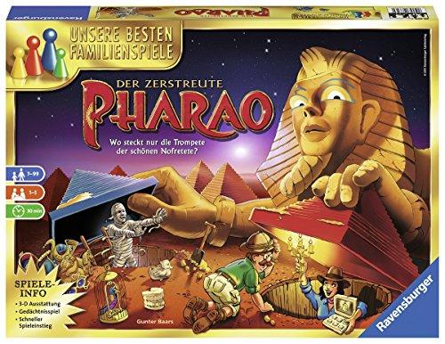 Ravensburger 26656 Der zerstreute Pharao