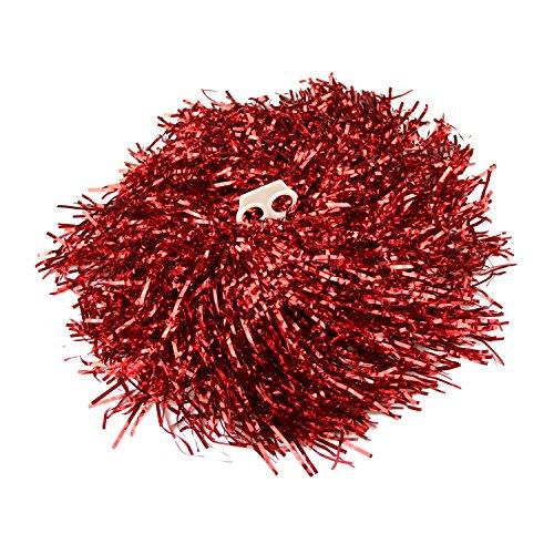veni-masee-1-pair-holes-handle-cheerleading-pom-poms-price-2-pieces-002-kg-piece-red