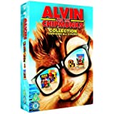 Alvin and the Chipmunks Triple Pack (DVD + Digital Copy) [2007] by Jason Lee
