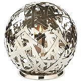 Fink - Windlicht, Laterne, Kerzenleuchter, Kerzenständer - Mola - Ø: 25 cm