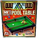 Neuen meinem Mini Pool Billard Spiel gesetzt Spielzeug für Kinder Weihnachtsgeschenk ty824