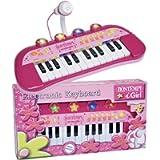 Bontempi 12 2971 - Tastiera 24 tasti con microfono