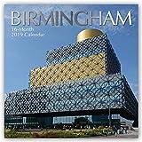 Birmingham 2019 Square Wall Calendar