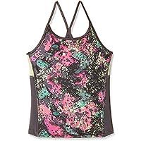 Reebok G PE Tank - Camiseta para niña, Color Rosa, Talla S