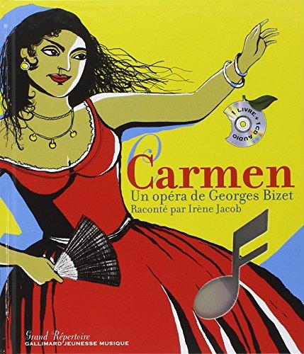 Carmen (1CD audio) par Georges Bizet, Christian Eymery, Irene Jacob