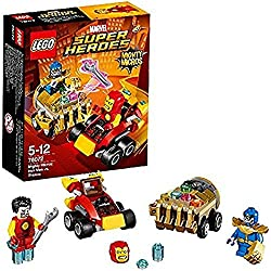 LEGO - 76072 - Marvel Super Heroes - Mighty Micros : Iron Man Contre Thanos