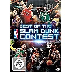 NBA - Best of the Slam Dunk Contest [Alemania] [DVD]