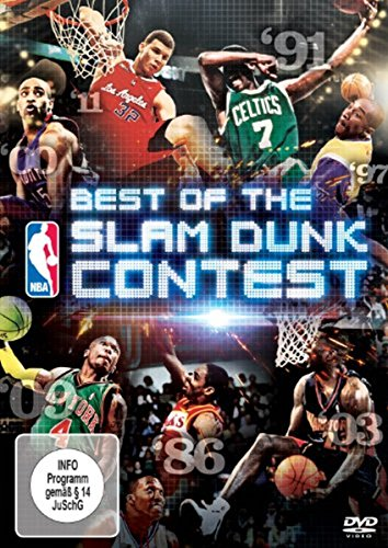 Basketball-slam-dunk-contest (NBA - Best of the Slam Dunk Contest)