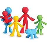 Learning Resources Sachet de 24Membres de la Famille All About Me à Compter
