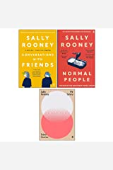 Sally Rooney 3 Books Collection Set ( Normal People, Conversations with Friends,Mr Salary) Paperback