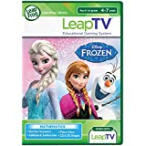 LeapFrog LeapTV: Disney Frozen: Arendelle's Winter Festival Educational, Active Video Game by LeapFrog Enterprises