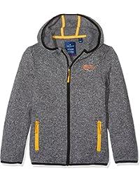 TOM TAILOR Kids Jungen Jacke Knitted Fleece Jacket