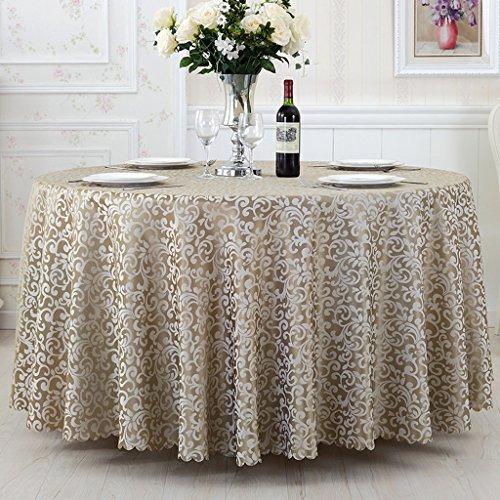L&y tableware tovaglia europea hotel tovaglia ristorante tovaglie tovaglie rotonde tovaglie semplici tovaglia stile europeo tovaglia tavola rotonda gonna tessuto misto tovaglia tovaglia tovaglia da