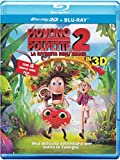 Piovono Polpette 2 (Blu-Ray 3D + Blu-Ray);Cloudy With A Chance Of Meatballs 2