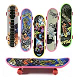 Lvzun Mini Finger Skateboard Toy Boy Kid...