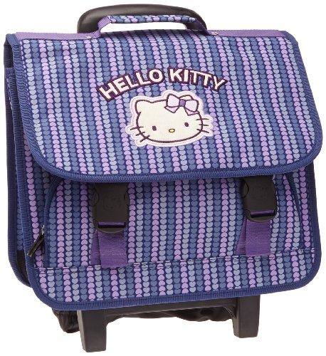 Hello Kitty School Bag, Trolley 38 cm, blau - blau, Hpc23015 -