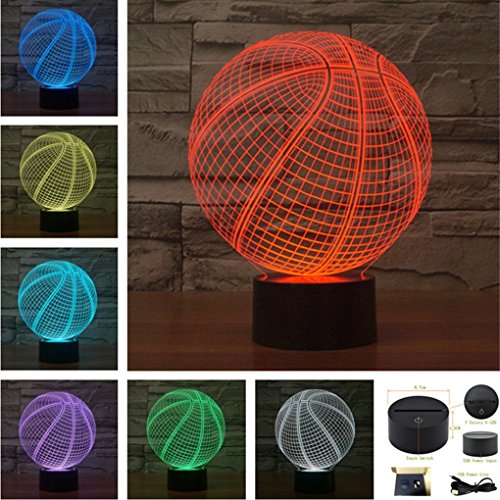 basketball-colore-modeles-de-sport-acrylic-visual-toucher-eclairage-de-table-bar-art-deco-usb-3d-led