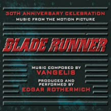 Blade Runner: A 30th ANNIVERSARY CELEBRATION - Music from the Motion Picture by Vangelis by Edgar Rothermich